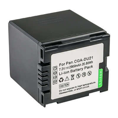 Battery Replacement for PANASONIC NV-GS500EB-S NV-GS500EG-S NV-GS500E-S NV-GS508GK NV-GS508GK-S NV-GS50A NV-GS50A-S NV-GS50AW NV-GS50B NV-GS50K NV-GS50V