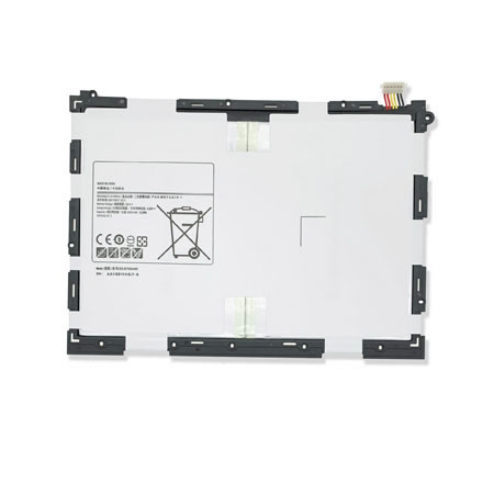 6000mAh Replacement EB-BT550ABE EB-BT550ABA Battery for Samsung Galaxy Tab 9.7 SM-T550 SM-T555 P550