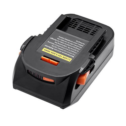 18V 2000mAh Replacement Power Tool Battery for Ridgid R840087 R840086