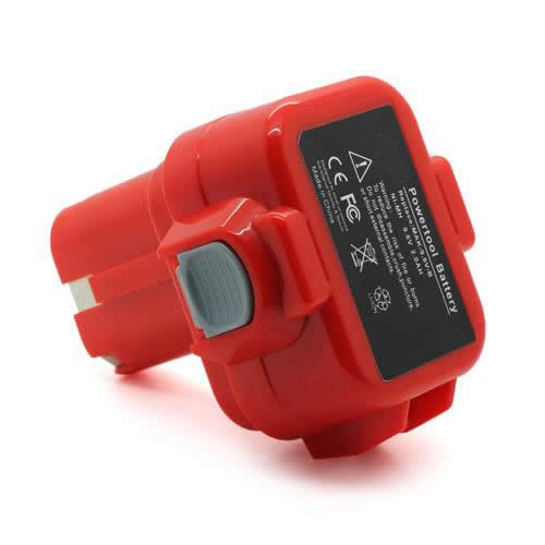 9.60V 2000mAh Replacement Power Tool Battery for Makita 193156-7 9133 9134 6207D 6226D