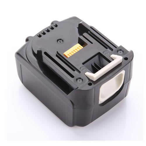 14.40V 3000mAh Replacement Power Tools Battery for Makita BL1430 BL1415 194066-1