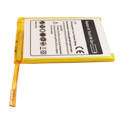3.7V 950mAh Replacement Battery for Apple iPod 4th Gen iPod Touch 616-0552 616-0553