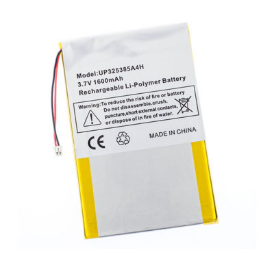 3.7V 1600mAh Replacement Battery for Apple iPod 5GB Mac M8513LL/A M8541LL/A 5GB PC M8697LL/A