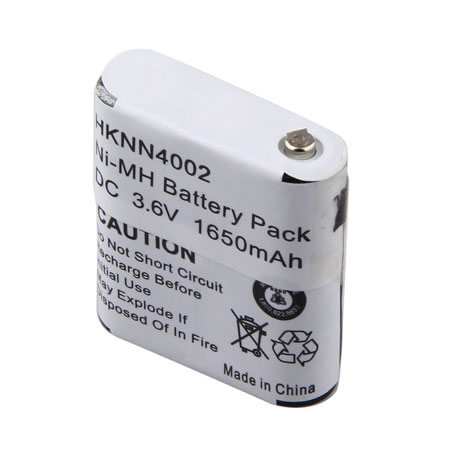 3.6V 1650mAh Replacement Ni-MH Battery for Motorola KEBT-071-C KEBT-071D