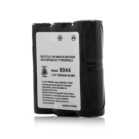 7.2V 1200mAh Replacement Ni-Mh Battery for Motorola HNN9056 HNN9056A HNN9056AR