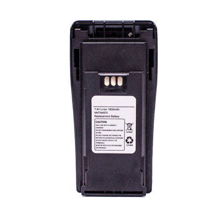 7.2V 1800mAh Replacement Battery for Motorola CP040 CP140 CP150 CP160