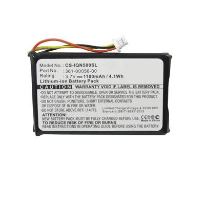 3.7V 1100mAh Replacement Li-ion Battery for Garmin 361-00056-00 Nuvi 30 50 50LM 55LM 55LMT
