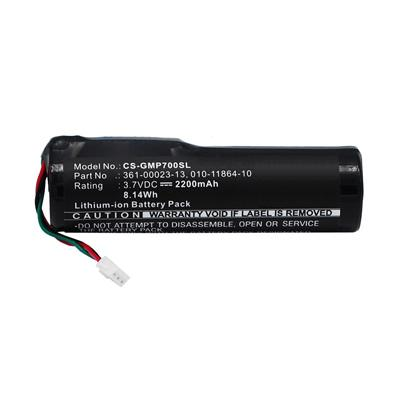 3.7V 2200mAh Replacement Li-ion Battery for Garmin 361-00023-13 Pro 70 Dog Transmitter