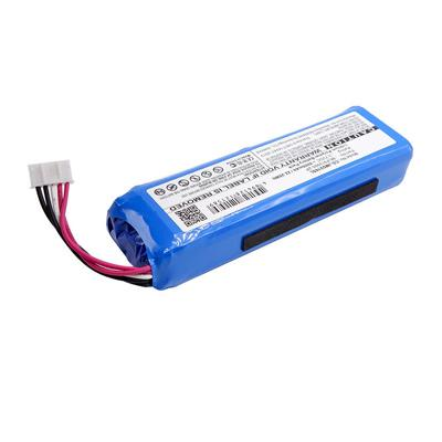 3.7V 6000mAh Replacement Li-Polymer Battery for JBL GSP1029102 MLP912995-2P Charge 2 Plus