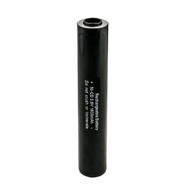 3.6V 1600mAh Replacement Ni-CD Battery for Streamlight 75309 75310 75311 75500 75501