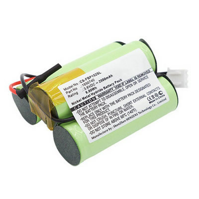 3.6V 2500mAh Replacement Ni-MH Battery for Fluke 1650740 1521 1522 Thermometer Testpath 140005