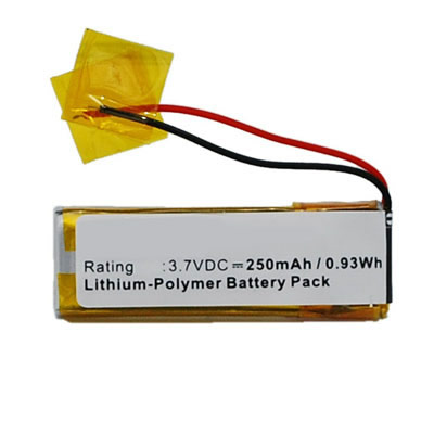 3.7V 250mAh Replacement Battery for Sony BP-HP160 DR-BT160 DR-BT160AS