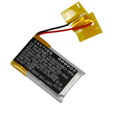3.7V 110mAh Replacement Battery for Sony Son-9202 1270-7822 381424 Sbh-20 Stereo Headset