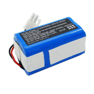 14.80V 2200mAh Replacement Vacuum Battery for Ecovacs 4ICR19/65 CEN540 CEN546 Dibea V780